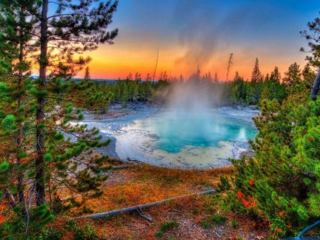 西雅图出发黄石公园10日游:SE10-10413