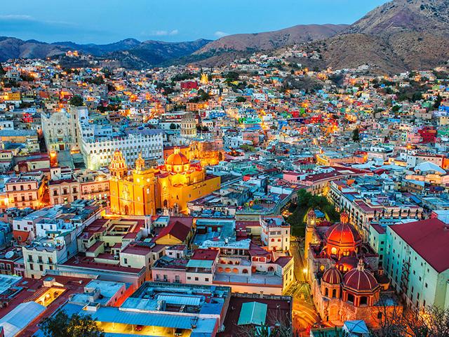 墨西哥城出发感恩黑五特惠、墨西哥、舒适小团2日游:MEX2-10738