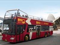 悉尼出发景点门票、观光巴士、游船观光1日游:SA-T-10654
