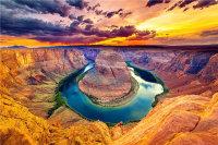 拉斯维加斯出发大峡谷、优胜美地、羚羊谷、特色西峡小木屋7日游:LV7-10856