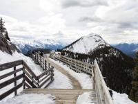 温哥华出发班夫公园、费尔蒙酒店、缤纷赏雪、银冬钜惠5日游:VA5-11420