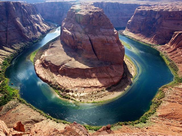 拉斯维加斯出发大峡谷、羚羊谷2日游:LV2-6595