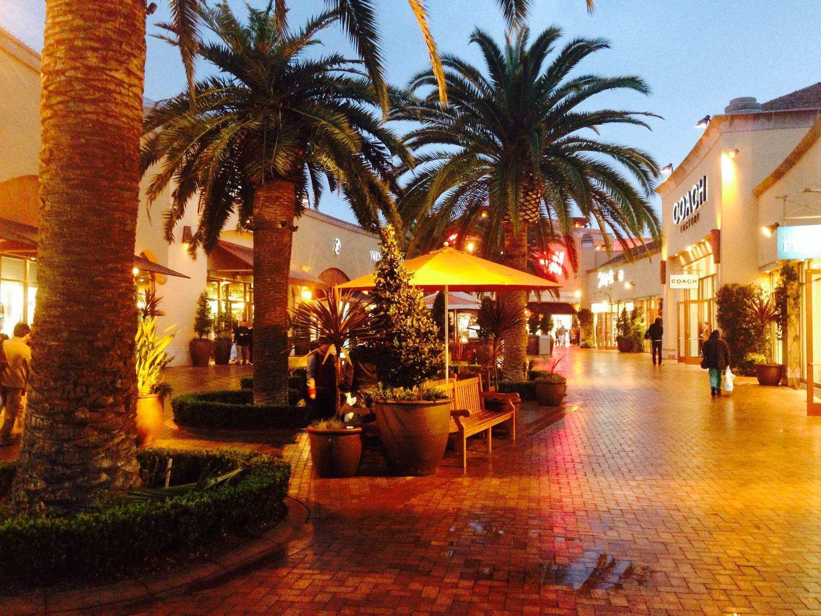 洛杉矶出发购物1日游:LA1-2084