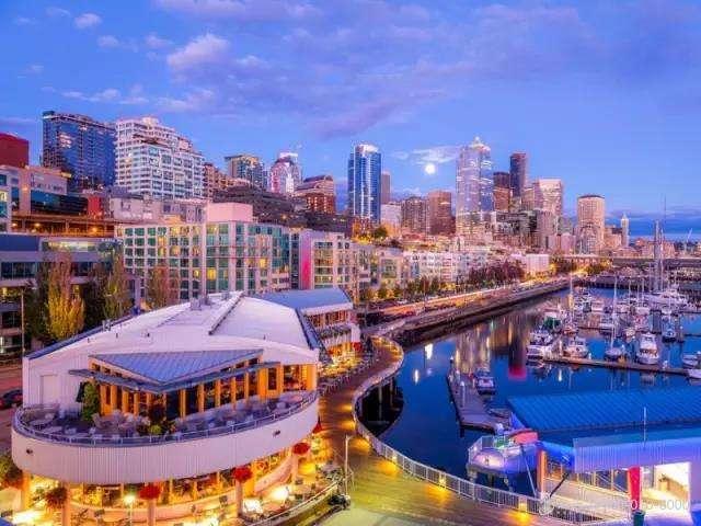 西雅图出发5日游:SE5-2702