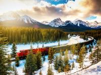 温哥华出发班夫公园、费尔蒙酒店、缤纷赏雪、银冬钜惠9日游:VA9-2960