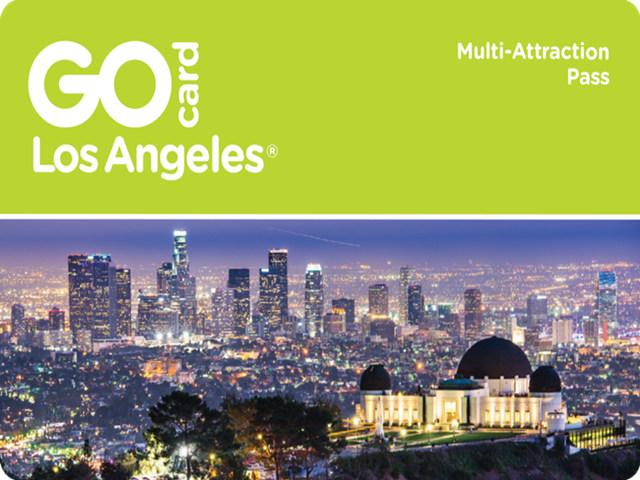 洛杉矶出发景点门票1日游:LA-T-453
