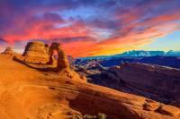 拉斯维加斯出发大峡谷、优胜美地、羚羊谷9日游:LV9-5035