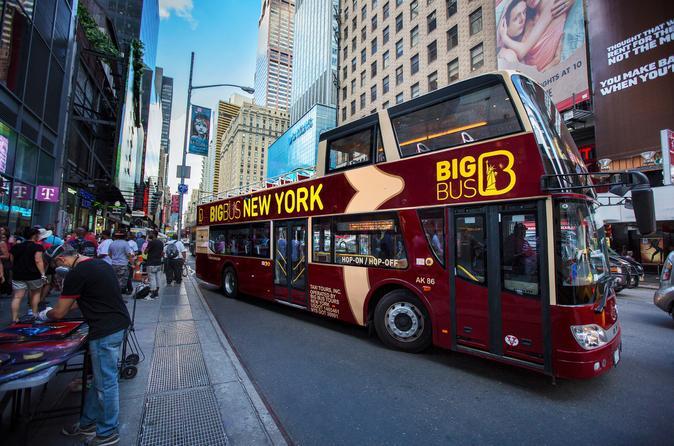 纽约出发观光巴士1日游:NY-T-8344