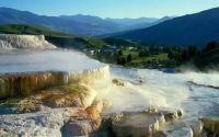 拉斯维加斯出发大峡谷、黄石公园、羚羊谷8日游:LV8-5793