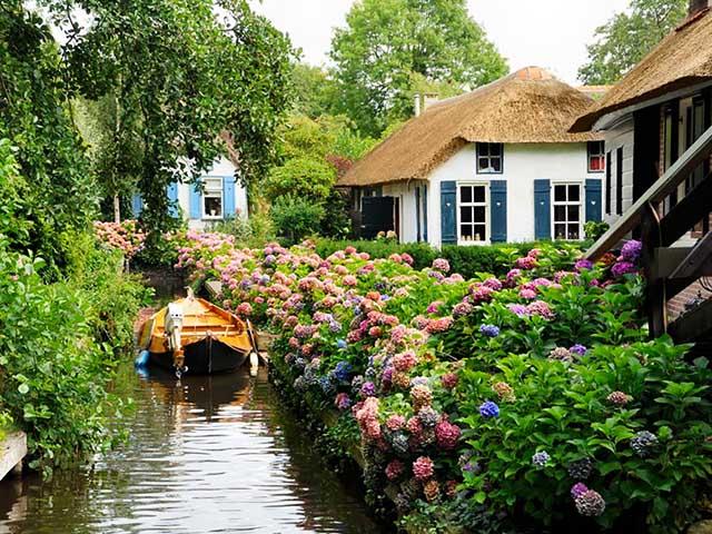 阿姆斯特丹出发1日游:AM1-10452
