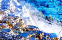 洛杉矶出发大峡谷、黄石公园、优胜美地、羚羊谷11日游:LA11-6627