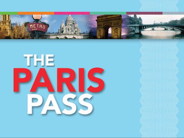 巴黎出发景点门票1日游:PA-T-676