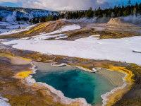 盐湖城出发黄石公园、舒适小团、冬季黄石3日游:SL3-6800