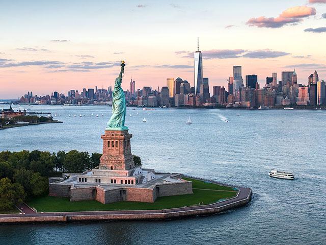 纽约出发景点门票、游船观光1日游:NY-T-7511