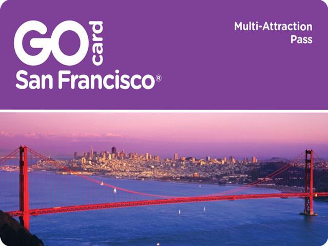 旧金山出发景点门票1日游:SF-T-773