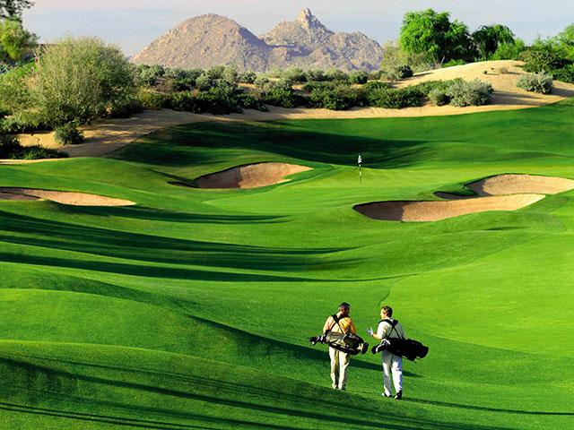 檀香山出发高尔夫球场5日游:HO5-7737