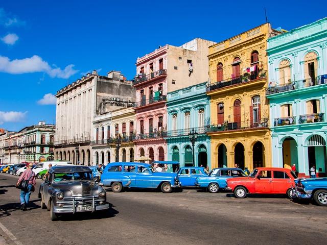 迈阿密出发古巴、邮轮5日游:MI7-7794