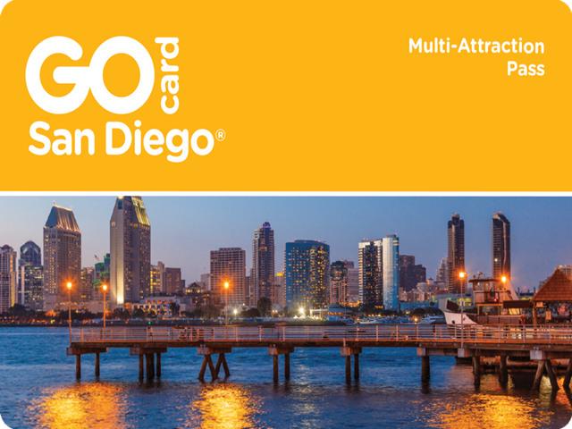 圣地亚哥出发景点门票1日游:SD-T-780