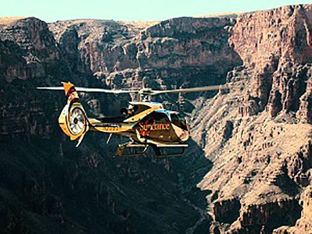 拉斯维加斯出发大峡谷、景点门票、空中观光1日游:LV-T-7817