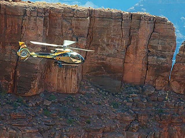 拉斯维加斯出发大峡谷、景点门票、空中观光、游船观光1日游:LV-T-7818