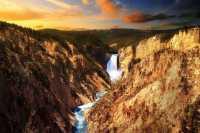 旧金山出发大峡谷、黄石公园、羚羊谷10日游:SF10-7909