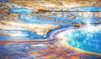 西雅图出发黄石公园6日游:SE6-8237