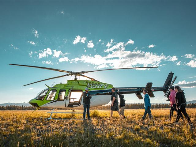 盐湖城出发空中观光1日游:SLC-T-8700
