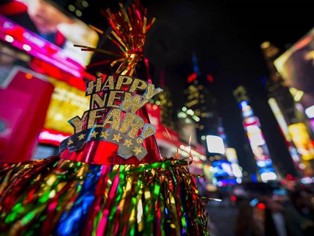 纽约出发跨年倒数8日游:NY8-8845