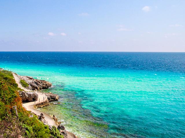 坎昆出发墨西哥、冒险运动1日游:CUN1-8943