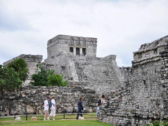 坎昆出发墨西哥6日游:CUN6-9017