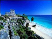 坎昆出发圣诞跨年促销、墨西哥、舒适小团1日游:CUN1-9018