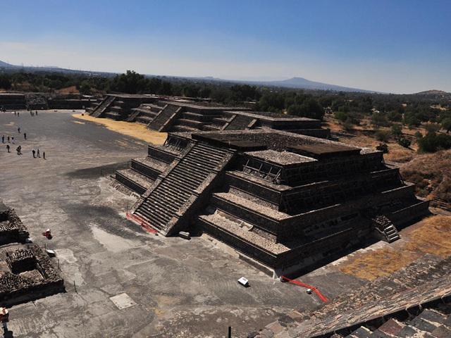 墨西哥城出发墨西哥、舒适小团1日游:MEX1-9020