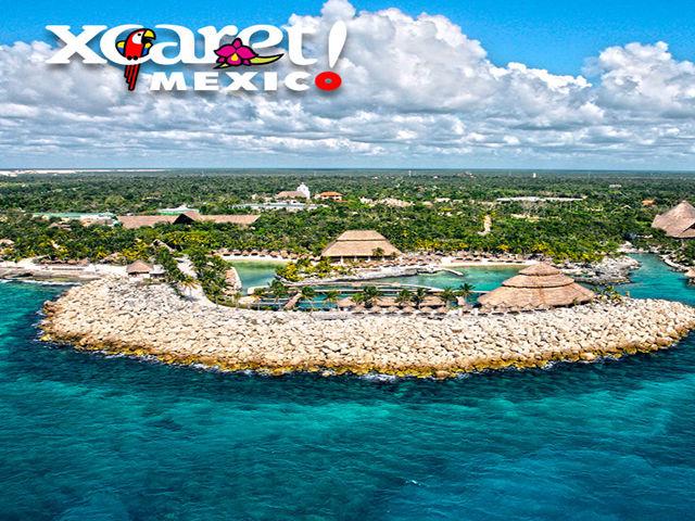 坎昆出发墨西哥、景点门票1日游:CUN-T-9021