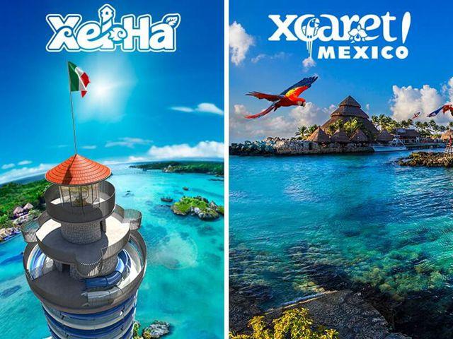 坎昆出发墨西哥、景点门票1日游:CUN-T-9022
