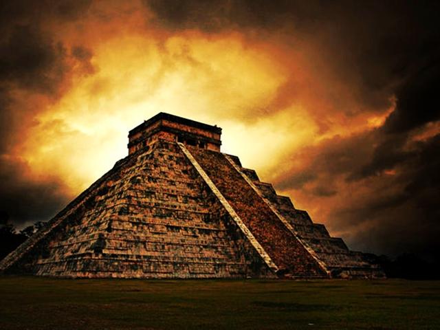 坎昆出发墨西哥1日游:CUN1-9024