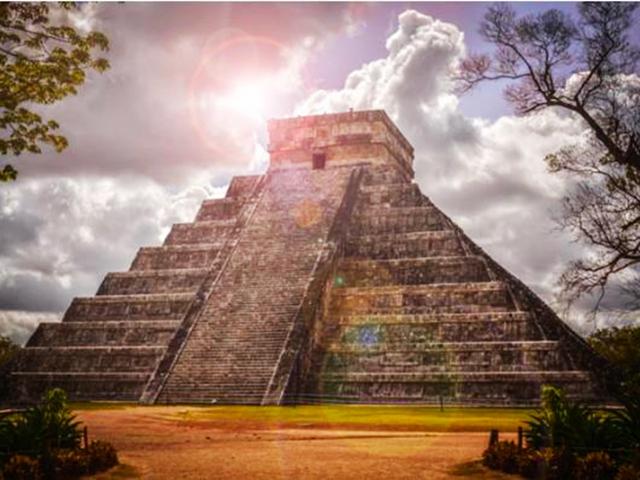 坎昆出发墨西哥1日游:CUN1-9025
