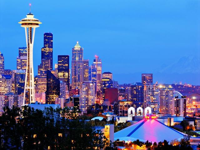 西雅图出发舒适小团、包车自由行1日游:SEA1-9050