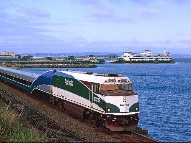 温哥华出发西海岸观景火车8日游:VA8-10028