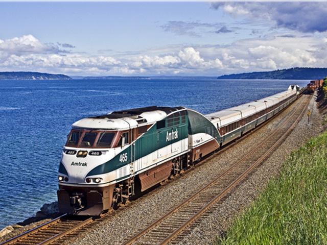 旧金山出发西海岸观景火车7日游:SF7-8977