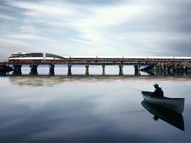 旧金山出发西海岸观景火车8日游:SF8-9079
