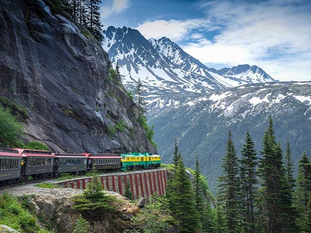 西雅图出发西海岸观景火车4日游:SE4-9085