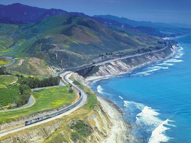 西雅图出发西海岸观景火车2日游:SE2-9087