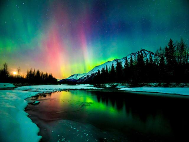 西雅图出发极光9日游:SE9-9130
