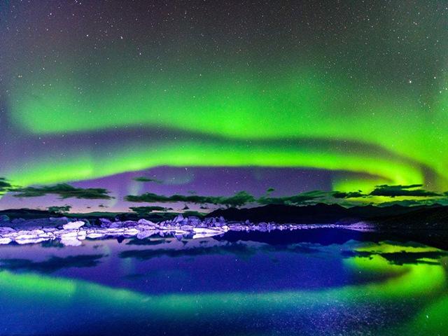 西雅图出发极光8日游:SE8-9131