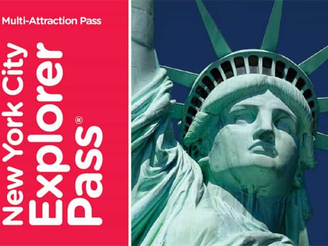 纽约出发景点门票1日游:NY-T-947