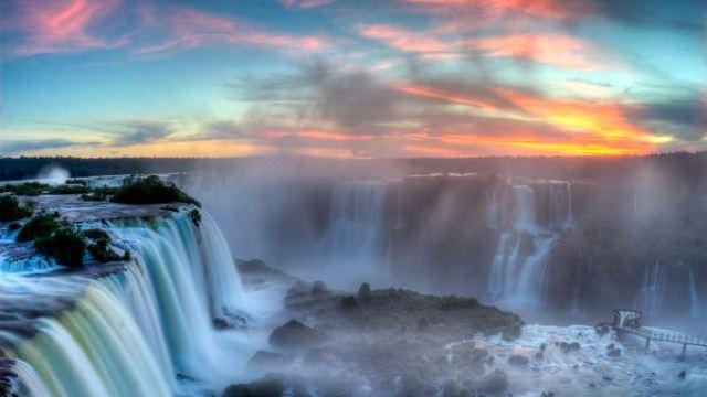 纽约出发尼亚加拉大瀑布7日游:NY7-9852
