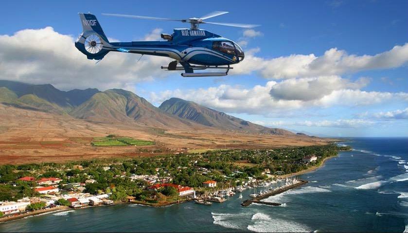 茂宜岛出发空中观光1日游:HO-T-995