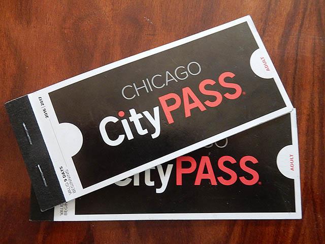 芝加哥出发景点门票1日游:CH-T-7460