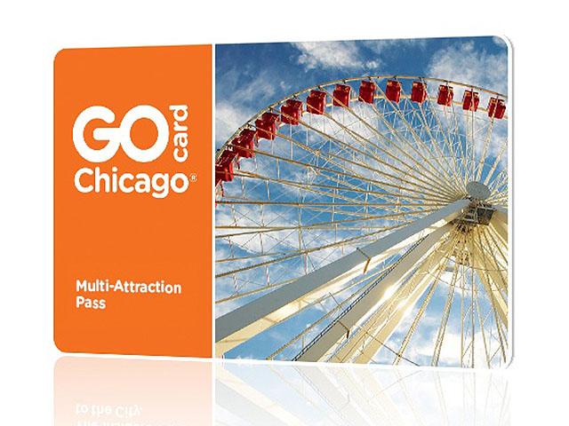 芝加哥出发景点门票1日游:CH-T-7462